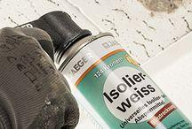 Isolierfarben - Absperrfarben / Flecken überstreichen - Isolierfarben - Absperrfarben