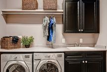 Laundry room & basement