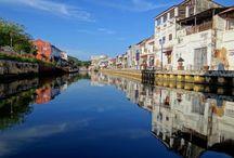Kuala Lumpur y Malaca / Malasia, su capital y su joya del patrimonio Unesco Malaca