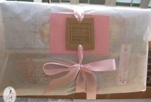 Así salen los paquetes de UMDR... / Cada pedido es envuelto de una manera especial y con mucho mimo...
