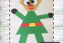 Holiday Activities and Printables for Preschool
