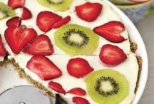 Healthy Desserts / by Amy Walker