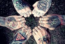 Tattoos I like / by Clay Barnum
