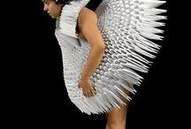 papiroflexia / origami textil.