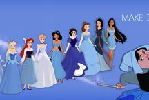 Disney Awsomness / The Wonderful World of Disney / by Kelsey Pitchford