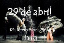 Día de la Danza. Internacional. / Día Internacional de la danza. Todas las imágenes relacionadas.