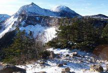 中山(八ヶ岳)登山 / 中山の絶景ポイント 八ヶ岳登山ルートガイド。Japan Alps mountain climbing route guide