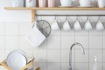 Kitchen design / by Brittney Bennett