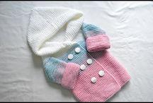 Детское вязание