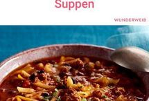 Rezepte - Suppen