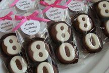 80 verjaarsdag