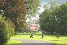 Golf courses Belgium, golfbaan België / Golf courses Belgium, golfbaan België