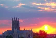 Worcester / Worcester in England (UK)