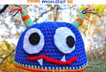 crafts - CROCHET - hats/headbands/earwarmers