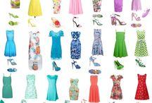 Tavasz típusú ruhák