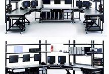 komputer w warsztacie