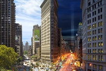 NYC / by Kat Hallock
