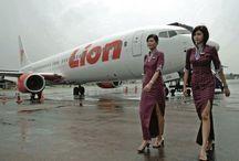 Flight Attendant Lion Air