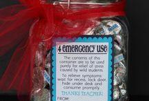Teacher Appreciation / by Diane Caulking