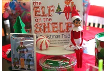 Elf on the Shelf Ideas / by MyNeed2Craft by Terri Deavers