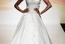 Wedding Dress Trends at White Gallery London 2015 - Ian Stuart / Ian Stuart unveils his latest collection on the runway at White Gallery 2015 / by The National Wedding Show