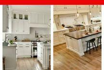 My kitchen / by Pam Fluck