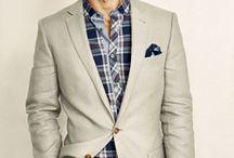{FASHION} Men's fashion / by Kaylin Brooksby