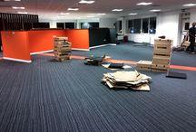 Milliken Carpets Projects