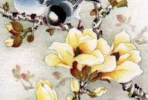 Китайская живопись1  Chinese painting
