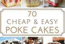 poke cake recipes