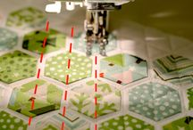 Modern Machine Quilting / by Becky Biddle
