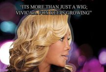 """VIVICA A. FOX WIGS Top 5 for 2016 / """"ITS MORE THAN JUST A WIG; VIVICA A. FOX KEEPS GROWING"""" Top 5 for 2016  Ponte,  Jozefina, Napoli, Moore, Charli"""