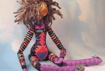 dolls / by Debra Mowles