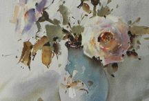 Flowers / Oils