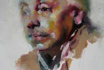 portraits / by mary saif