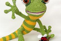 Gecko-chameleo