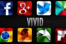 Vivid - Icon Pack v4.2.2
