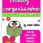 School-Reading Comprehension / by Lisa Setser