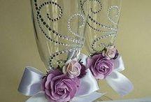 paars met zilver