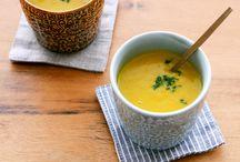 野菜スープ&ジュース