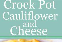 crock pot veggies