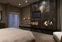 Bachelor Pad / Awesome ideas for my Bachelor Pad or Man Room