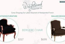 Wrightwood Furniture Comparison  / Wrightwood Furniture products vs. Other major furniture retailers.