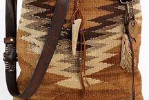 Navajo tassen, sacs à main