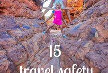 Safe kids travels