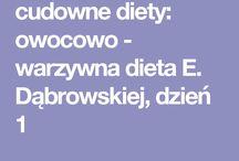Dieta Dąbrowskiej