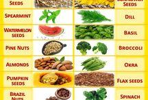 Vitamines i minerals.
