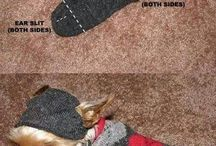 Honde klere