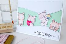 COCHON STAMPIN'UP