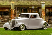 AMERICAN CLASSIC/CUSTOM/MUSCLE / by Joey Lucero